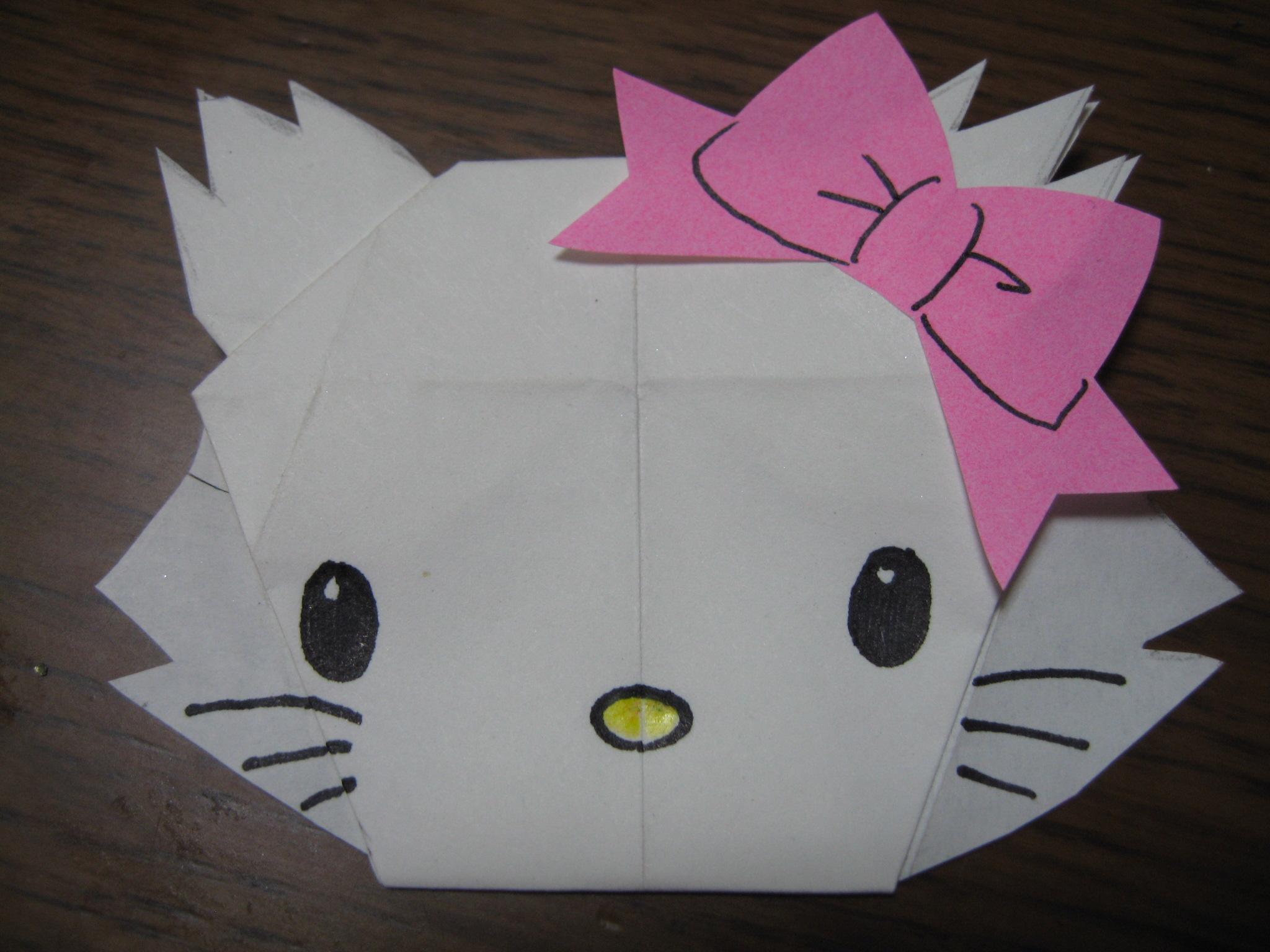 チャーミーキティ 折り紙作家 自称 あみごりの折り紙ルーム