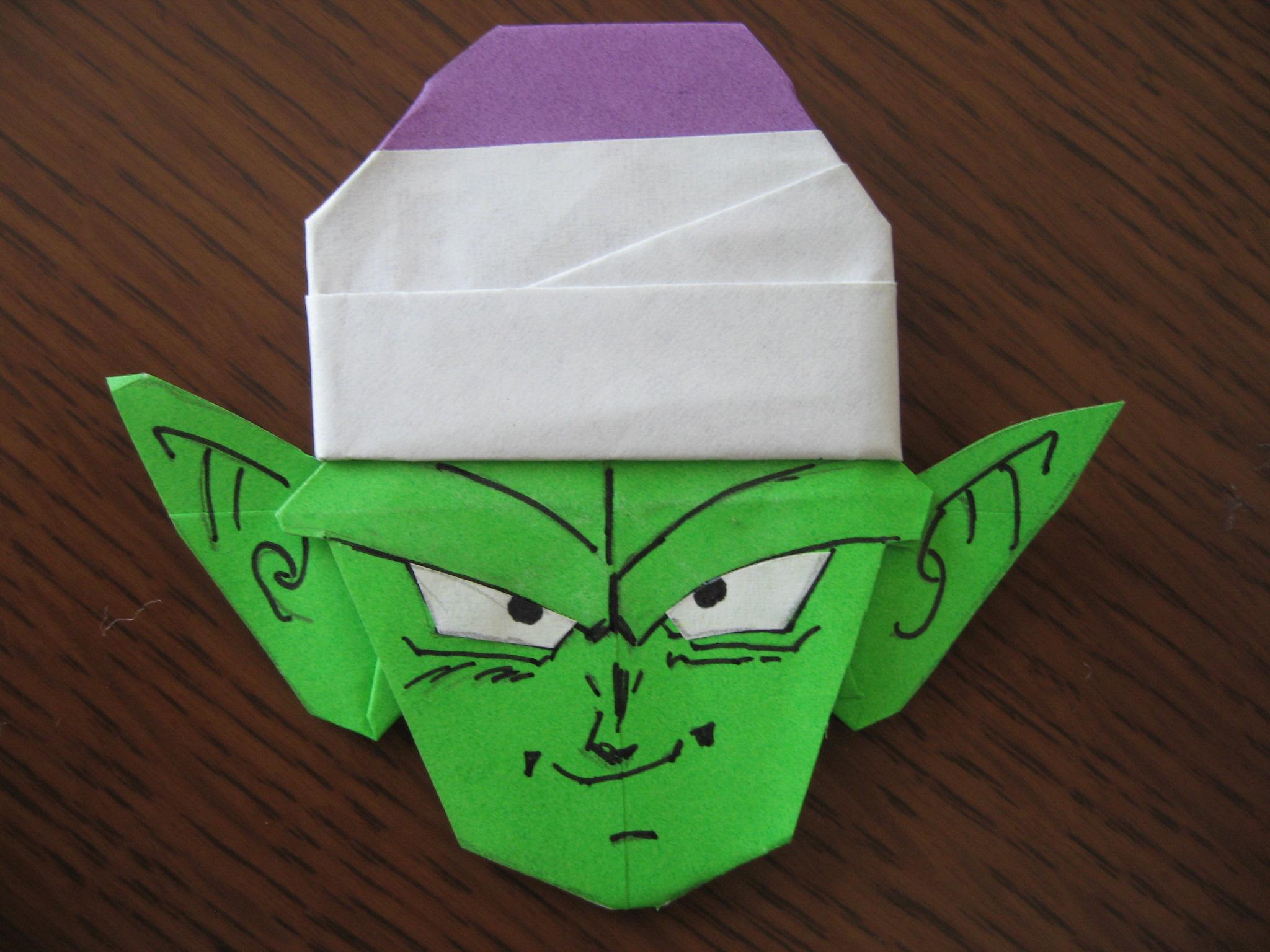 ピッコロ 折り紙作家(自称)あみごりの折り紙ルーム